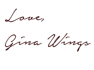 Love Gina Wings