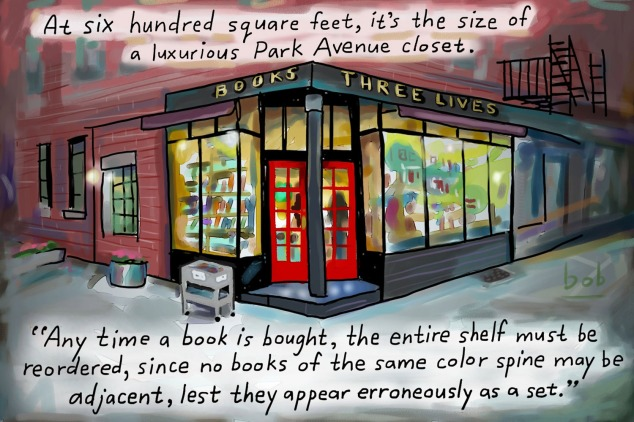 Bookstores of New York City