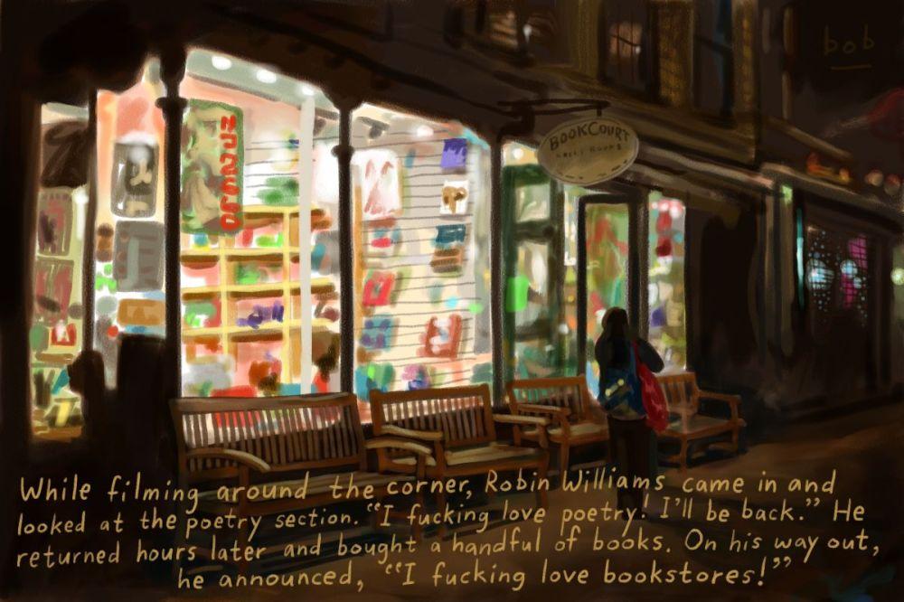 Bookstores of New York City